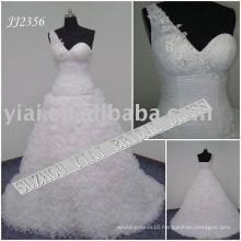 2011 latest elegant drop shippiong freight free ball gown style 2011 taffeta strapless wedding dress JJ2356