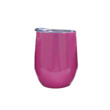 Skinny stainless steel sublimation insulated travel mug tumbler wholesale