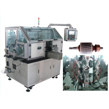 Machine d'enroulement automatique de bobine d'armature