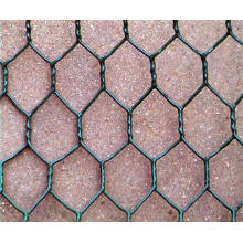 Trampa de Langosta / Cangrejo / Trampa de Peces Acabado en PVC Malla de alambre hexagonal galvanizada por inmersión en caliente
