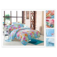 40 * 40s 133 * 72 impressão reativa Purebest tencel roupa de cama