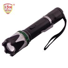 Pistolas para aturdimiento con linterna de alto voltaje y zoomable