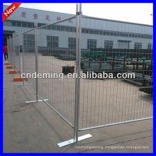 Good quality galvanized Temporary Fence