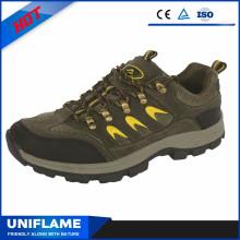 Стильный кожаный верхней безопасности обувь мин порядка 1000 Ufa043