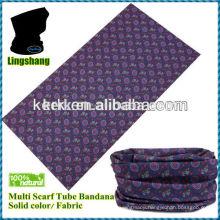 LSB104 Promotion gift bandana scarf 2015 Seamless blank bandana