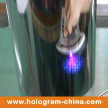 Тамперная видимая ультрафиолетовая флуоресцентная алюминиевая фольга