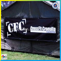 Commonly use on outdoor or indoor Advertising banner, PVC vinyl banner