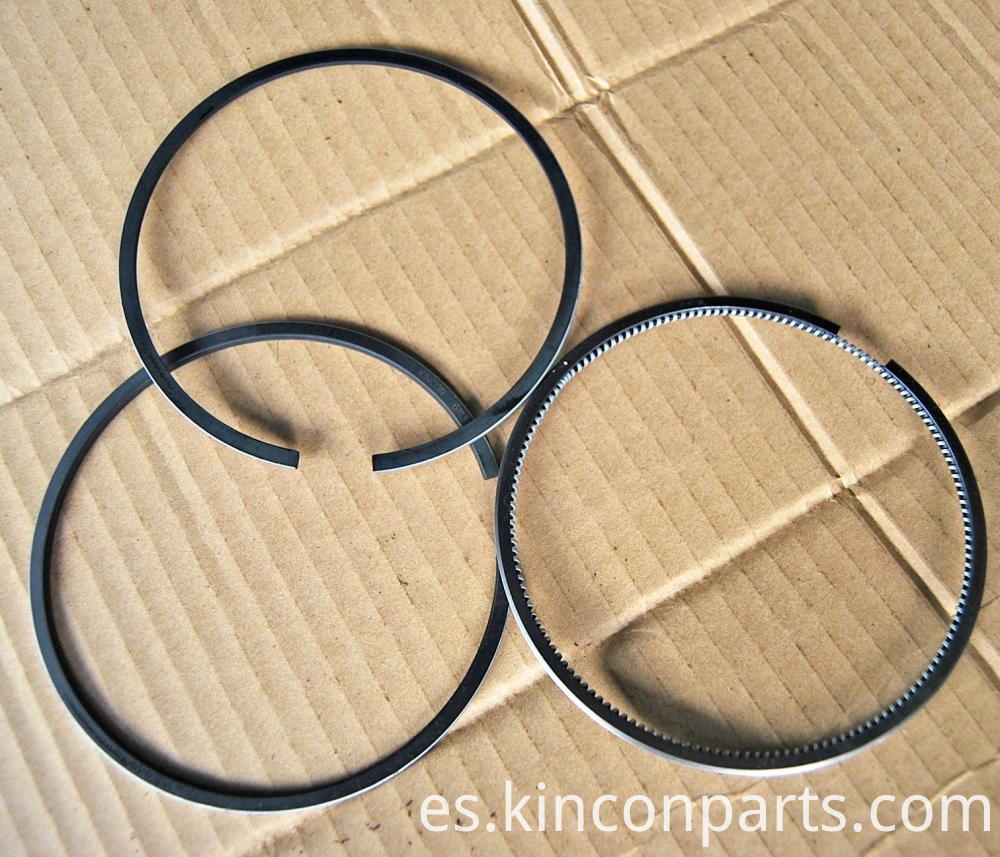 Steel Piston Rings