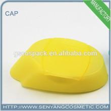 Neue Design-Steckdose Kopfkappe Schrauben Kunststoff-Container Flip Top Cap
