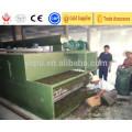 malla cinturón secador planta