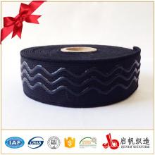 Banda de goma antideslizante de las correas de la correa del zapato elástico más bajo del precio de la parte inferior del precio