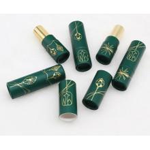 Tube de rouge à lèvres écologique à impression bronzante