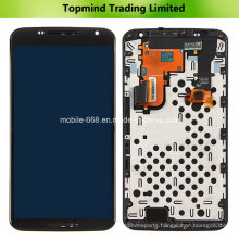 Replacement LCD Display for Motorola Nexus 6 with Touch Screen with Frame