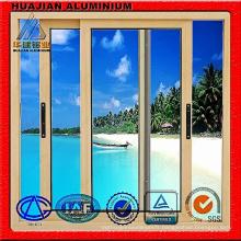 Les fenêtres et les portes d'aluminium complètes les plus rentables