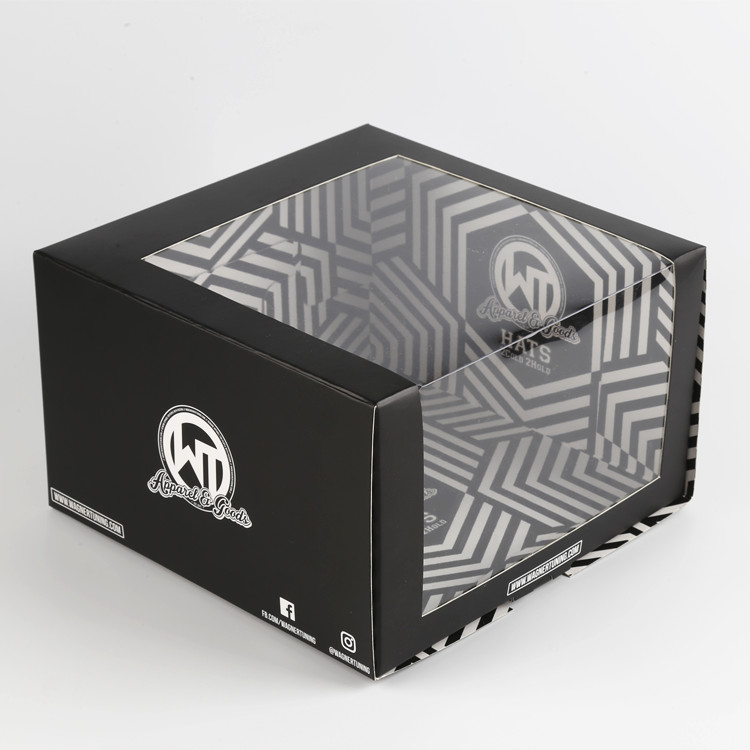 Baseball Cap Packaging Box