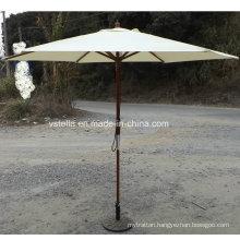 Outdoor Patio UV Resistant Restaurant Umbrella Fabric Sunbrella