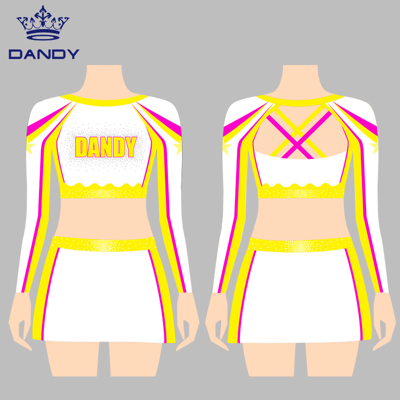 dance and cheer costumes