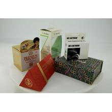 Kundenspezifische Farbdruck-Verpackungsbox von höchster Qualität