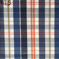 100% Cotton Poplin Woven Yarn Dyed Fabric for Shirts/Dress Rls40-4po