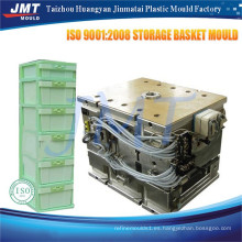 Famoso molde de fábrica OEM OEM para cesta de plástico