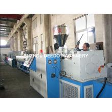 Ligne d'extrusion de ligne de production de tuyau de PVC