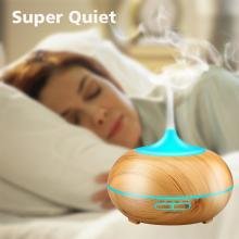 Hout Ultrasone Spray Spa Mist Diffuser