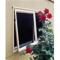 taille standard de la fenêtre de la salle de bain