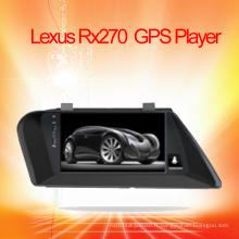 GPS de voiture pour lecteur de DVD Lexus Rx270 avec USB Bluetooth
