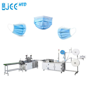 JEE Automatic 3ply Face Mask Making Machine