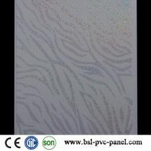 Laser Hot Stamp 25cm 8mm PVC Panel PVC Ceiling