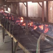 Термостойкость резиновой конвейерной ленты для угольной электростанции