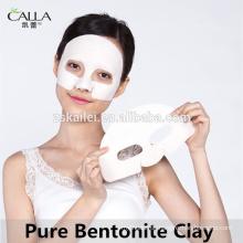 Schlamm-Masken-Blatt-Flecken-Tiefenhaut-Poren-Reinigung