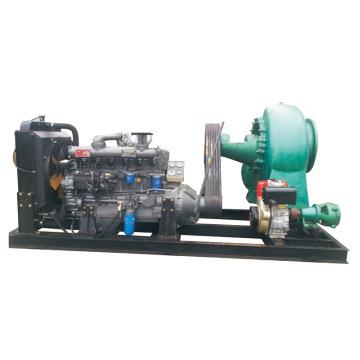 ЧМ Дизельного Двигателя Не-Cloging Контроль Грунтовые Воды Насос Комплект