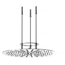 Water-saving ceiling shower head