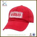 оптовая бейсбольная кепка шляпы/пользовательские ковбойские изношенных бейсболки/логотип аппликация дешевые высокое качество бейсбол шляпа