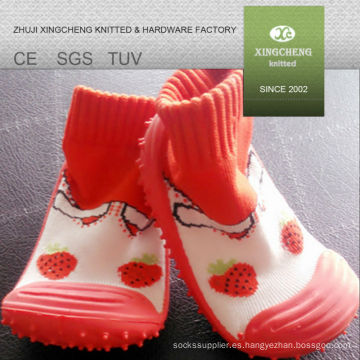 6 XC 701 calcetines antideslizantes tejer calcetines calcetines calcetines