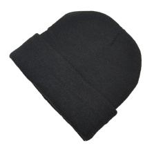Men and women factory direct sale promotional cheap custom knitted Winter Beanie Hat