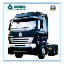 Euroiii 380HP Sinotruk HOWO A7 4X2 Tractor Truck