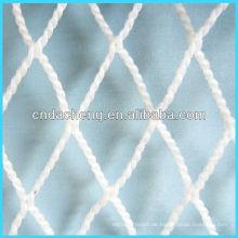 HMWPE weiße Faser knotenlose große Fischernetze