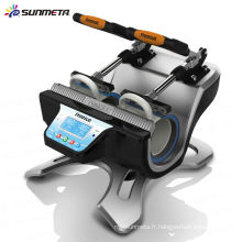 Sunmeta 2015 New Arrival Mini Machine à presse à deux stations pour faire des tasses