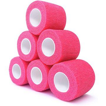 Trauma knee support fleece bandages