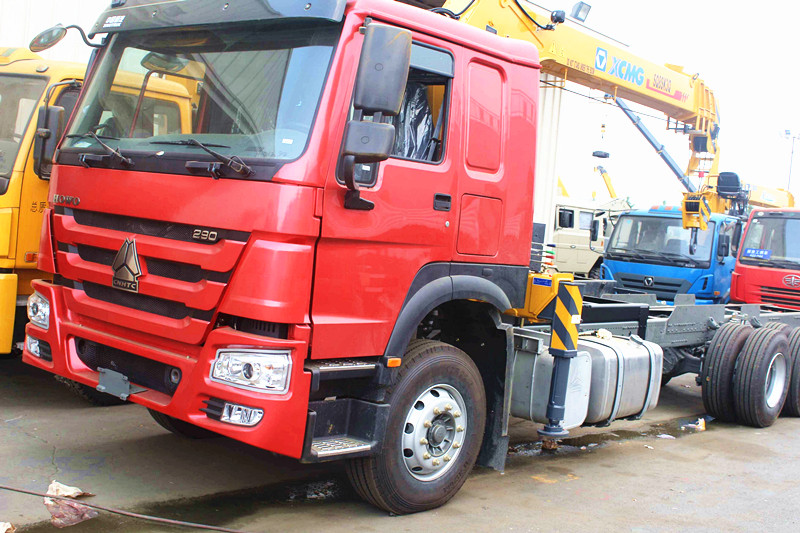 Lorry-mounted crane for sale