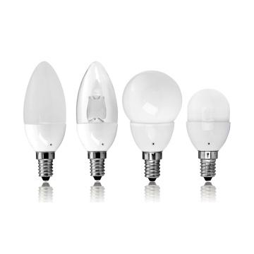 Dimmable C37 Candle Light Принять светодиодное решение переменного тока
