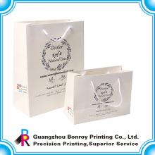Бумаги искусства прокатанная Гуанчжоу простая низкая стоимость бумажный мешок оптовая