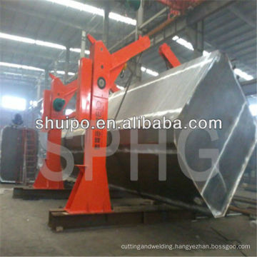 Chain turnover machine