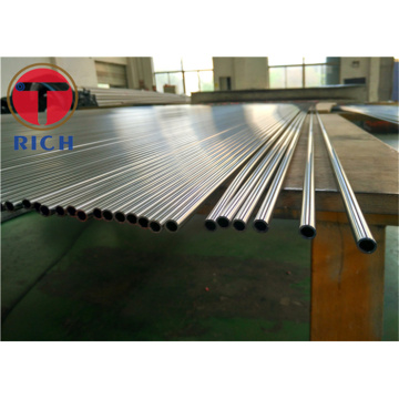 SA213 TP321 Tabung Stainless Steel Seamless Untuk Industri