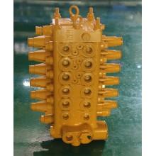 Válvula de control principal del excavador PC60-7 723-26-13101