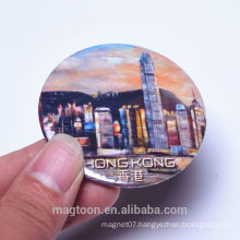 China Supplier hot sale tin fridge magnet