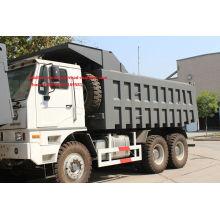 Camion à benne basculante minière SINOTRUK HOWO