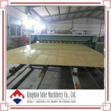 Chaîne de production d'extrusion de panneau de marbre de PVC